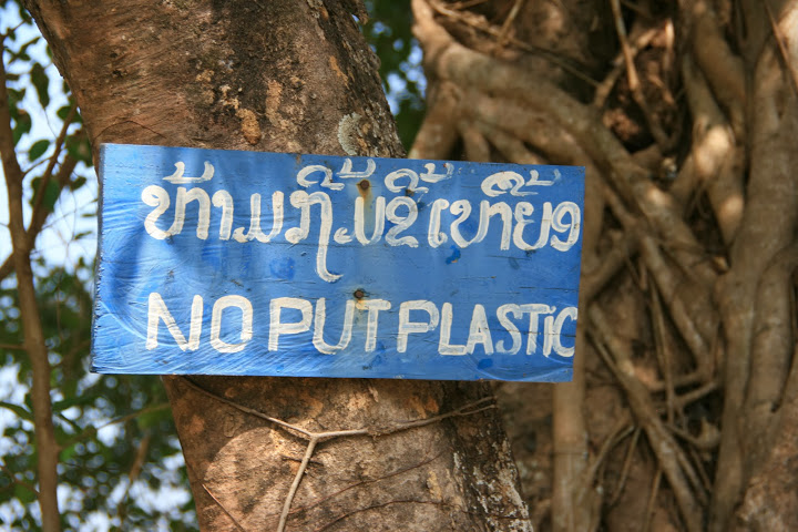 No put plastic