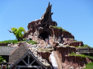 Disneyland Splash Mountain