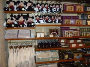 Tokyo Disney resort hotel merchandise