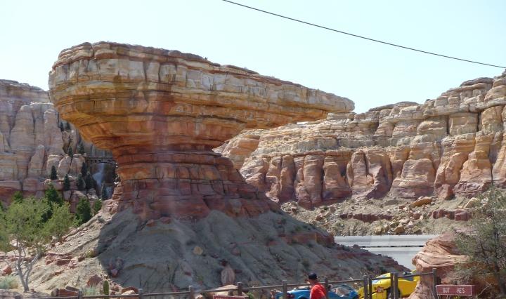 Disneyland Cars Land Radiator Springs Racers