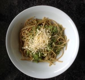 Marrow pasta