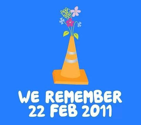 We Remember - 22 Feb 2011