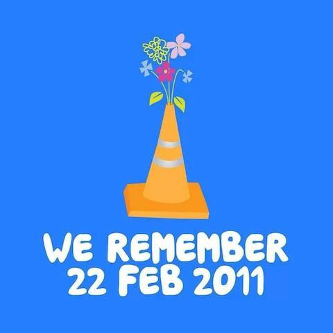 We Remember - 22 Feb 2011