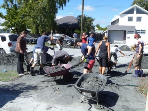 Helping clear properties of liquefaction