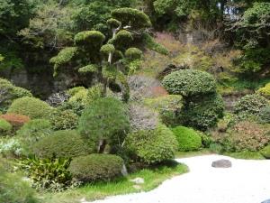 Hokokuji Temple garden