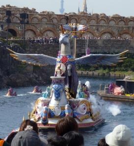 Tokyo DisneySea Mythica Float
