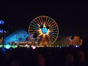World of Color, Mickey's Fun Wheel