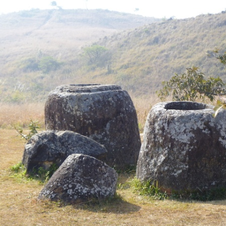 Plain of Jars, Laos