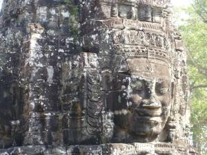 Bayon Temple, Siem Reap, Cambodia