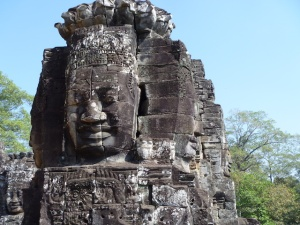Bayon Temple, Siem Reap, Cambodia