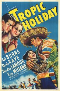 Tropic Holiday Movie Poster
