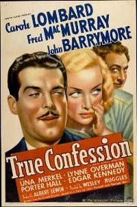 True Confession Movie Poster