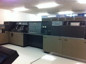Dunedin's first computer