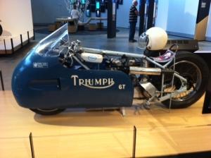 Cool Triumph Motorbike