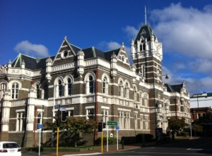 Dunedin District Court Building