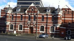 Victorian era prison