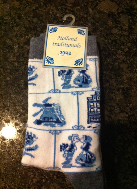 Socks from Holland