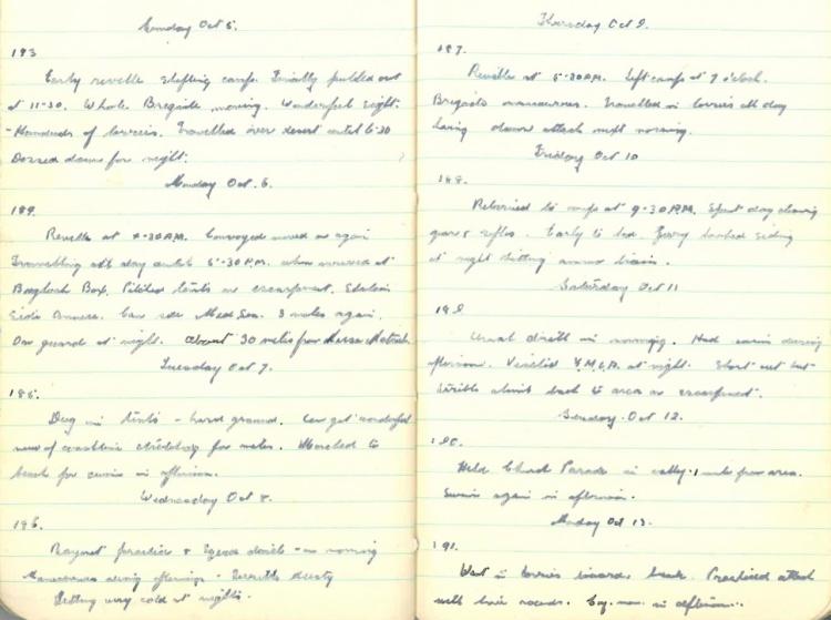 October 6-13, 1941