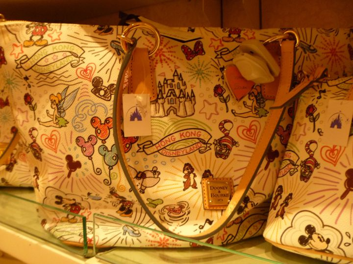 Dooney & Bourke Hong Disneyland bag