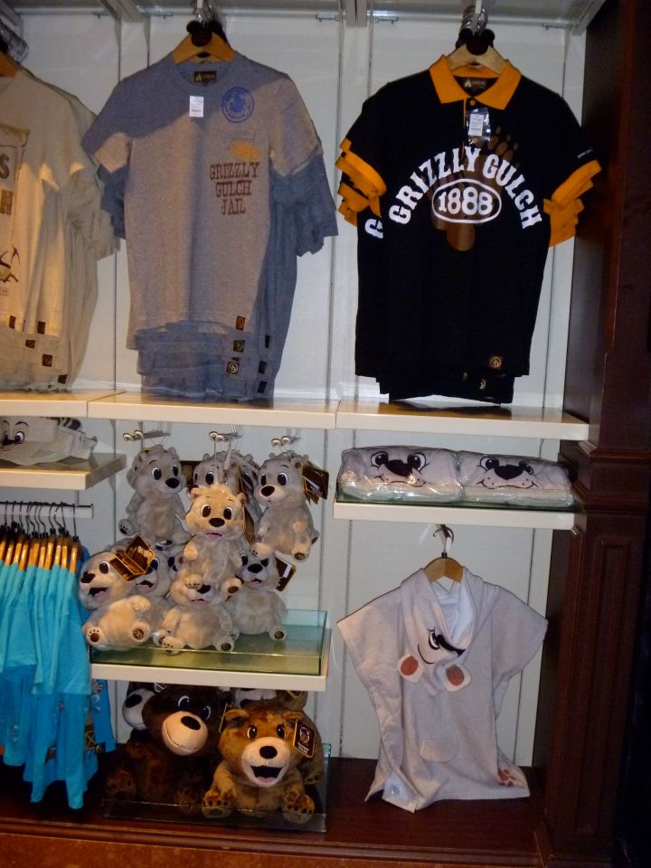 Grizzly Gulch merchandise