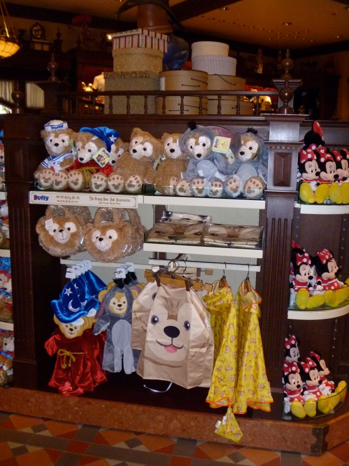 Duffy the Bear merchandise