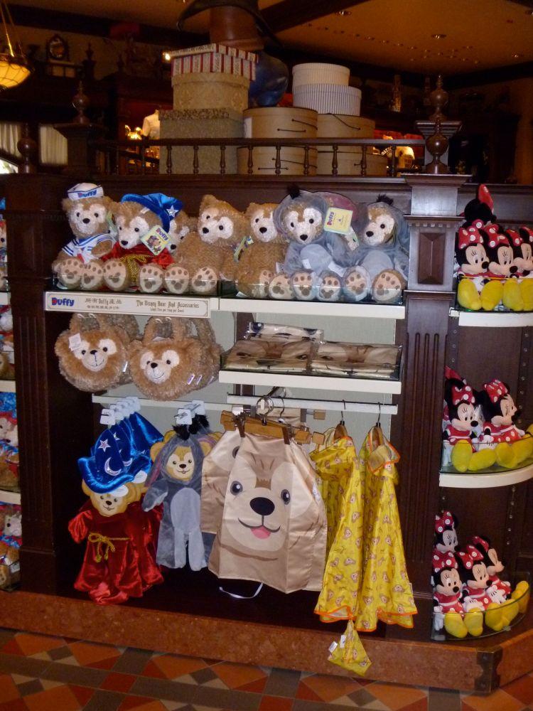Duffy the Bear merchandise