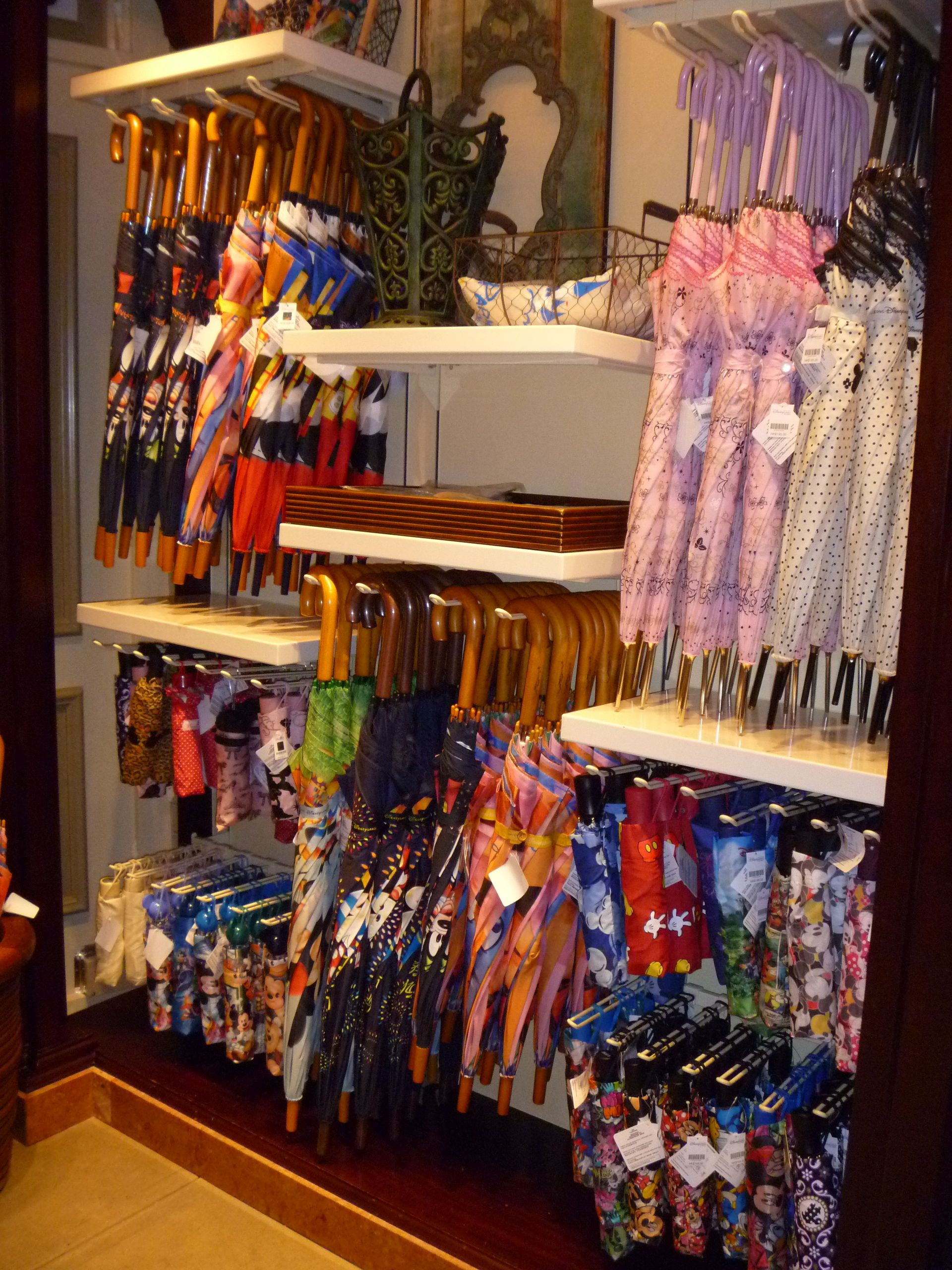 Hong Kong Disneyland Merchandise 14 Weeks Worth Of Socks