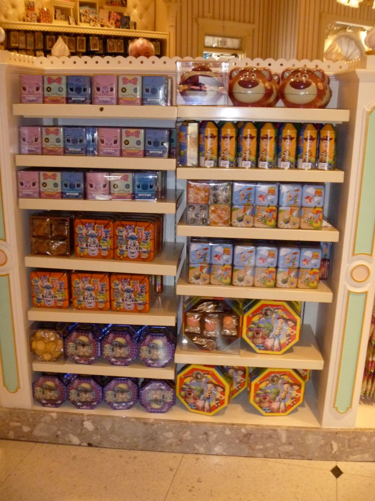 and even more tins