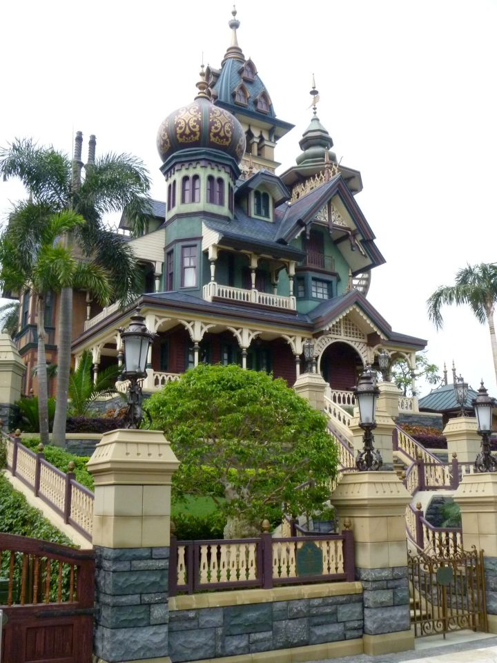 Mystic Manor