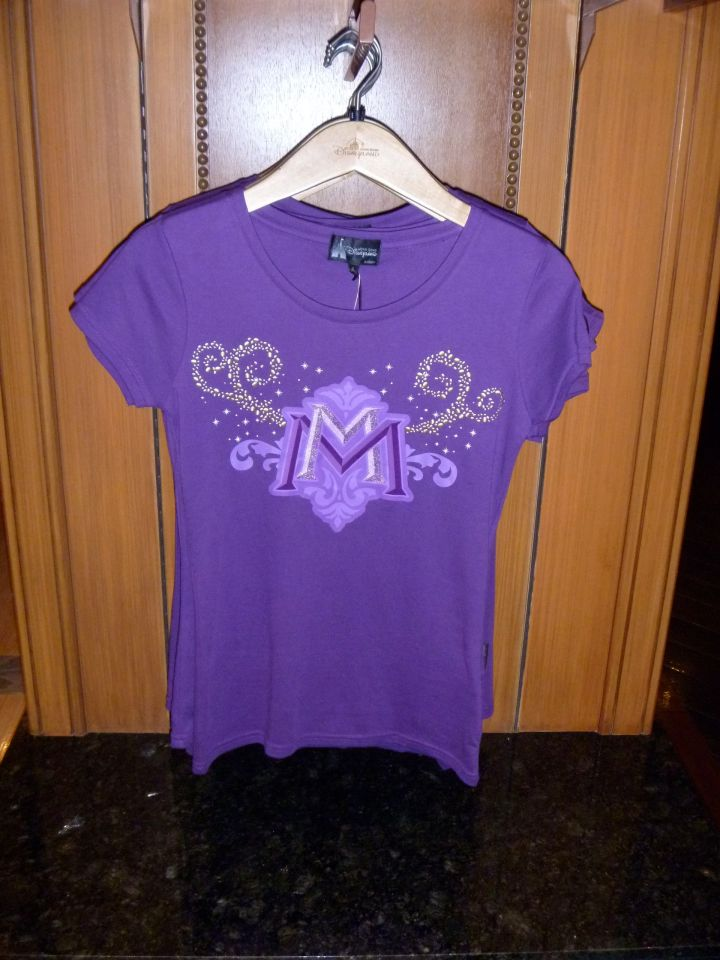 Ladies Mystic Manor t-shirt