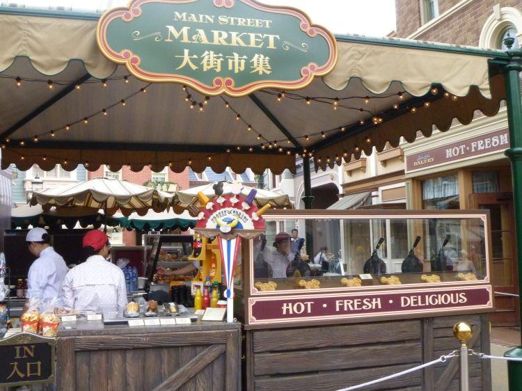 Waffles on Main Street