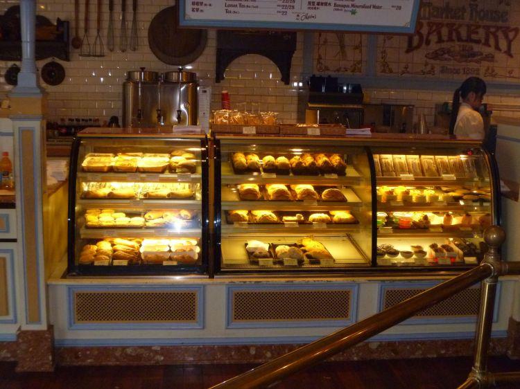 Main Street Bakery Cabinet
