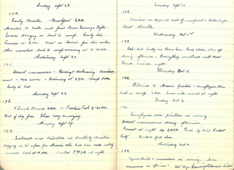 September 26-October 4, 1941