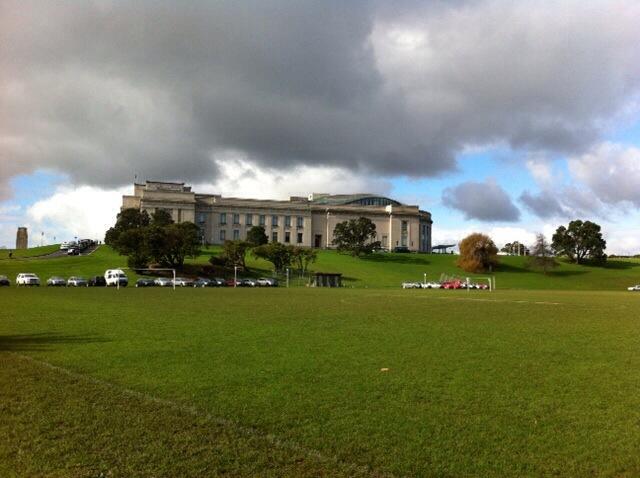 The Auckland War Museum