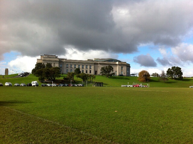 The Auckland War Museum