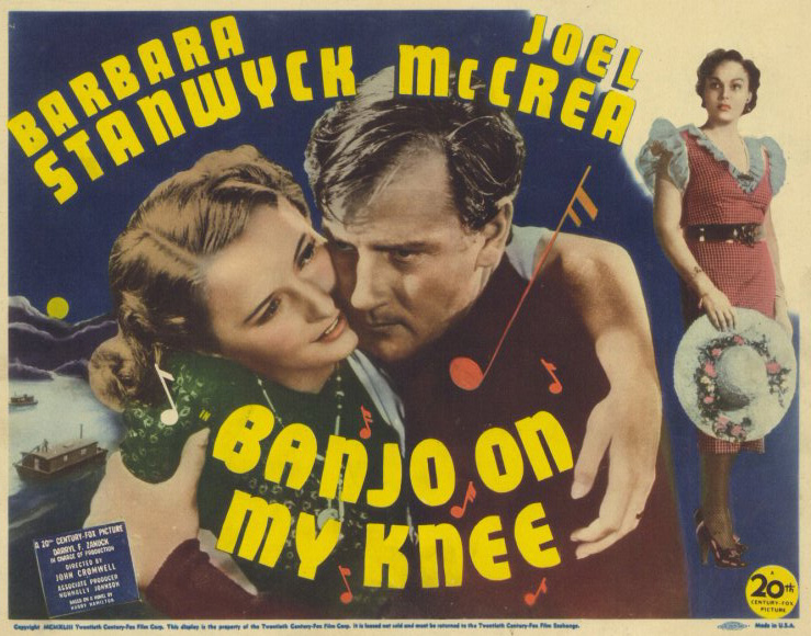Banjo on my Knee (1936)