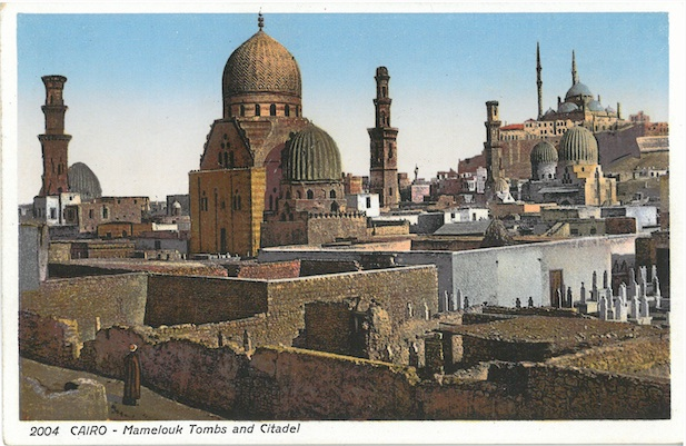 Cairo - Mamelouk Tombs and Citadel