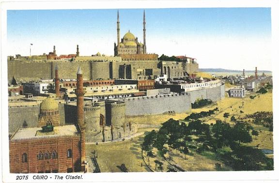 Cairo - The Citadel