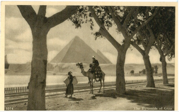 Cairo - The Pyramids of Giza