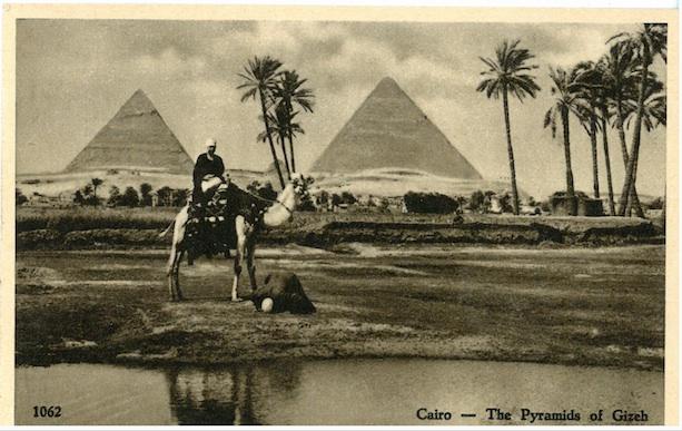 Cairo - The Pyramids of Giza