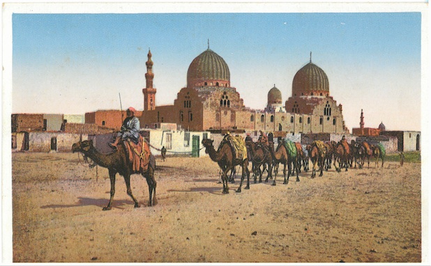 Cairo - Tombs of the Califs