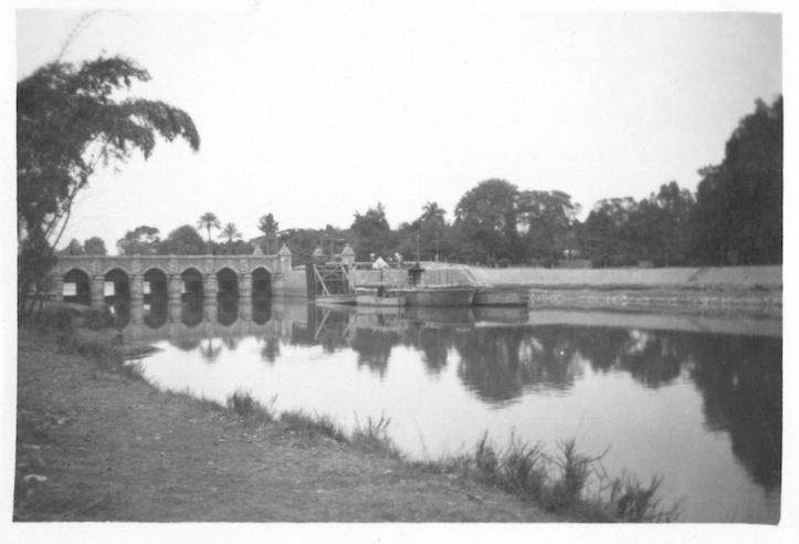 Delta Barrage - Cairo January 25th 1942