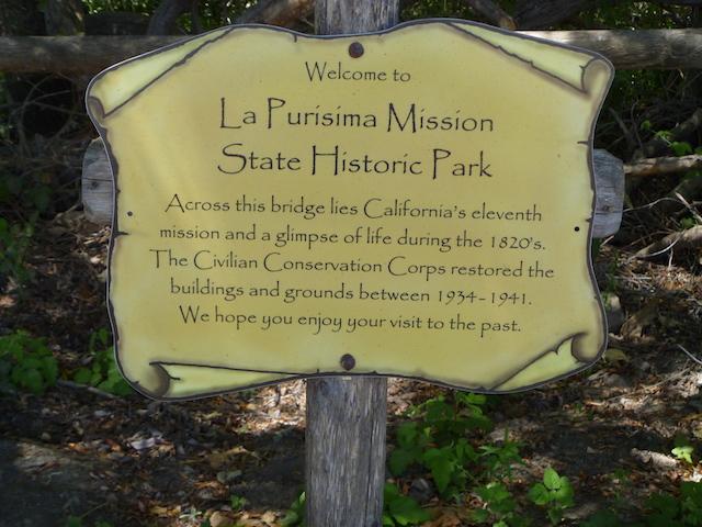 La Purisima Mission - California