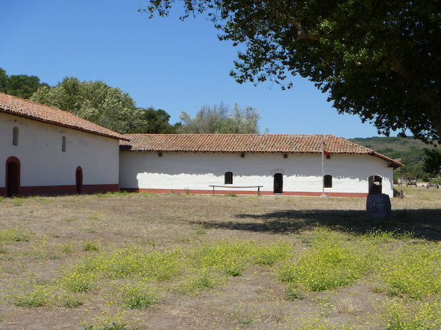 La Purisima Mission - California