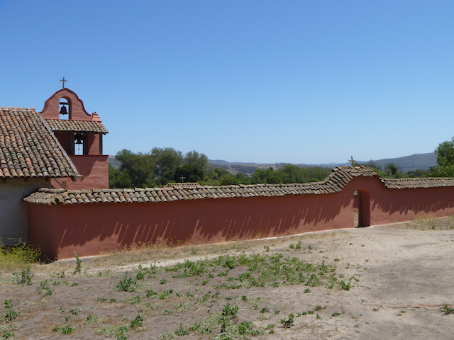 La Purisima Mission - CaliforniaLa Purisima Mission - California