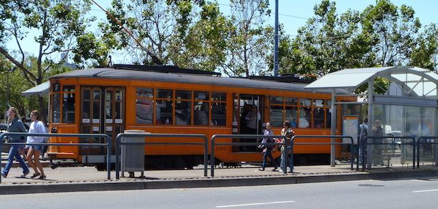 San Francisco Heritage Streetcar