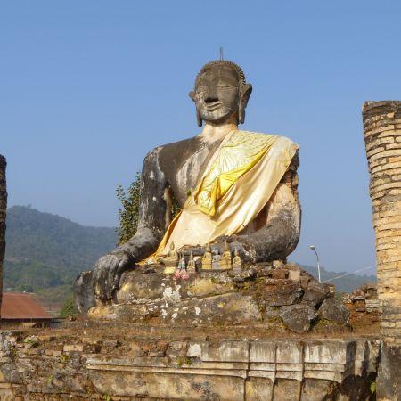 Wat Piawat - Laos