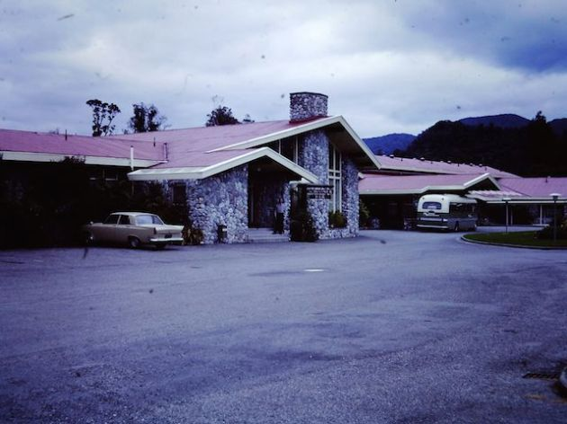 Franz Josef Motel - December 1971