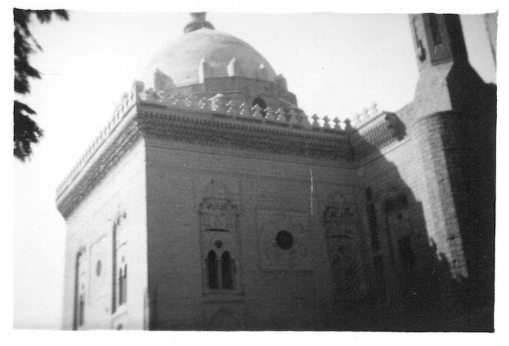 Alabaster Mosque