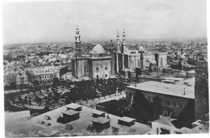 Sultan Hussan and Rifai Mosques
